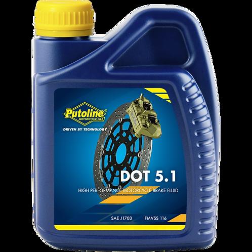Putoline Dot 5.1 brake fluid