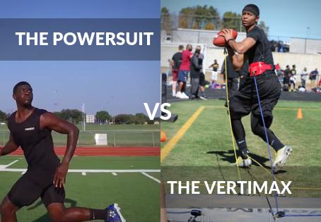 The POWERSUIT VS.The Vertimax