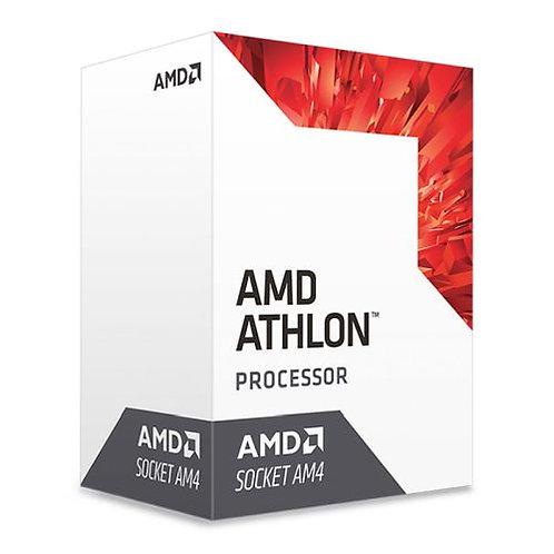 AMD Athlon X4 950 CPU, AM4, 3.5GHz (3.8 Turbo), Quad Core, 65W, 2MB Cache, 28nm