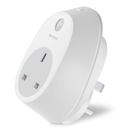 TP-LINK (HS100) Wi-Fi Smart Plug, Remote Access, Scheduling, Away Mode, Amazon