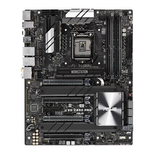 Asus WS Z390 PRO, Workstation, Intel Z390, 1151, ATX, HDMI, DP, Dual LAN, AI Ov