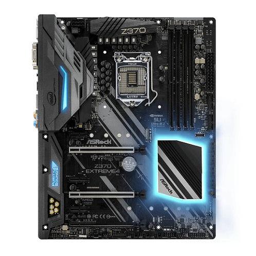 Asrock Z370 EXTREME4, Intel Z370, 1151, ATX, DDR4, XFire/SLI, VGA, DVI, HDMI, R