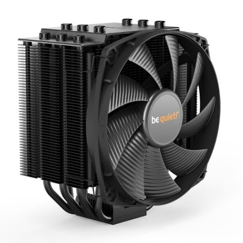 Be Quiet! BK021 Dark Rock 4 Heatsink & Fan, Intel & AMD Sockets, Silent Wings F