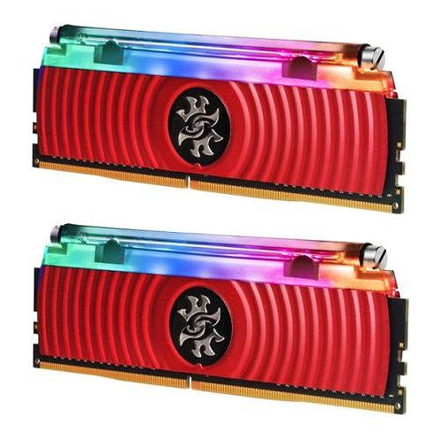 ADATA XPG Spectrix D80 RGB LED 16GB Kit (2 x 8GB), Hybrid Liquid/Air Cooling, D
