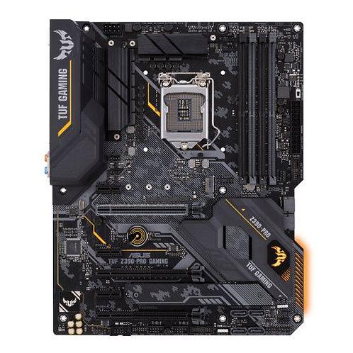 Asus TUF Z390-PRO GAMING, Intel Z390, 1151, ATX, XFire/SLI, HDMI, DP, RGB Light