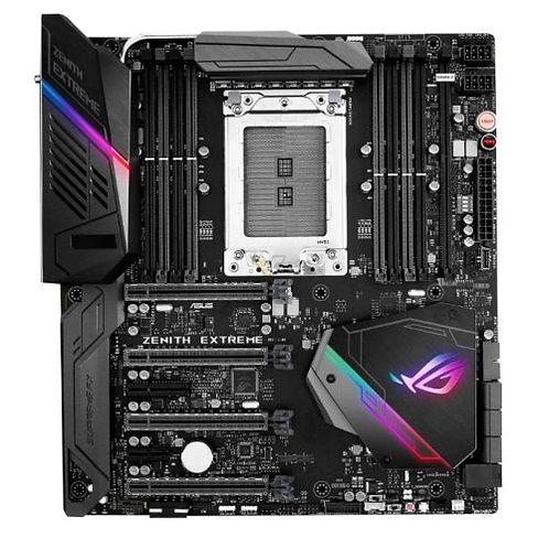 Asus ROG ZENITH EXTREME, AMD X399, TR4, EATX, 8 DDR4, XFire/SLI, Wi-Fi, 10G LAN