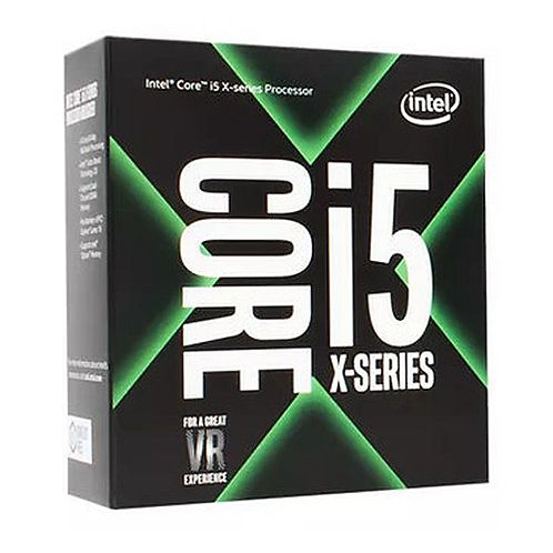Intel Core I5-7640X CPU, 2066, 4.0GHz (4.2 Turbo), Quad Core, 112W, 6MB Cache,