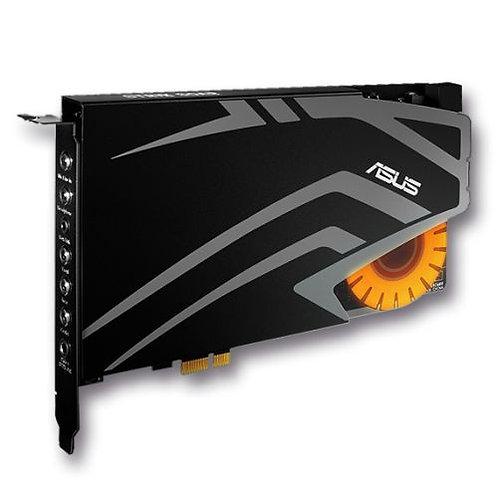 Asus STRIX SOAR Gaming Soundcard, PCIe, 7.1, Audiophile-Grade DAC, 116dB SNR, 6