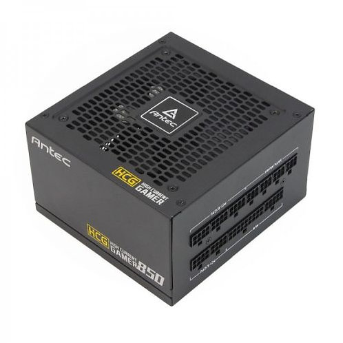Antec 850 High Current Gamer Gold PSU, Fully Modular, Fluid Dynamic Fan, 80+ Go