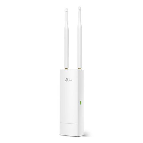 TP-LINK (EAP110-OUTDOOR) 300Mbps Wireless N Outdoor Access Point, 2x2 MIMO Tech