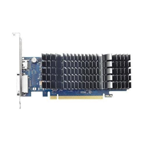 Asus GeForce GT1030, 2GB DDR5, PCIe3, DVI, HDMI, 1506 MHz, Silent, Low Profile