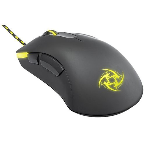 Xtrfy M1 Wired Optical Gaming Mouse - Ninjas in Pyjamas Edition, USB, 4000 DPI,