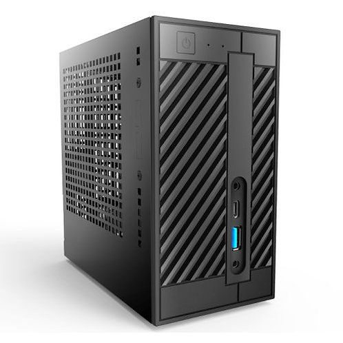Asrock DeskMini 310 Barebone PC, Mini STX, 1151 (H310), DDR4 SO-DIMM, SATA, M.2