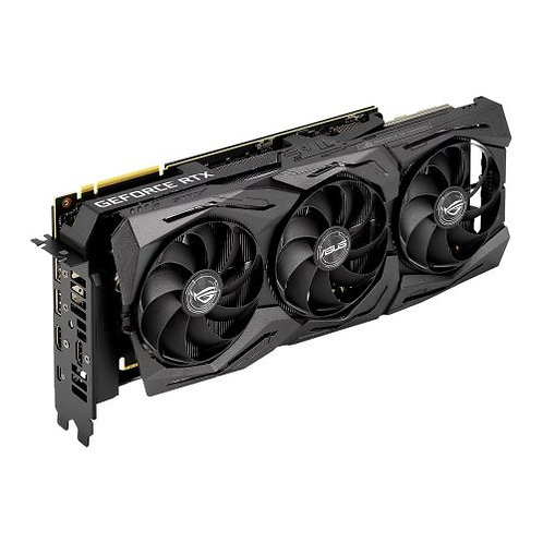 Asus ROG STRIX RTX2080 Ti Advanced, 11GB DDR6, 2 HDMI, 2 DP, USB-C, 1590MHz Clo