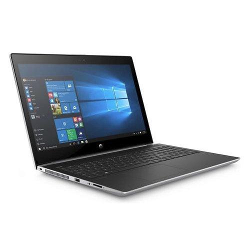 """HP ProBook 450 G5 Laptop, 15.6"""", i3-7100U, 4GB, 500GB, No Optical, FP Reader, W"""