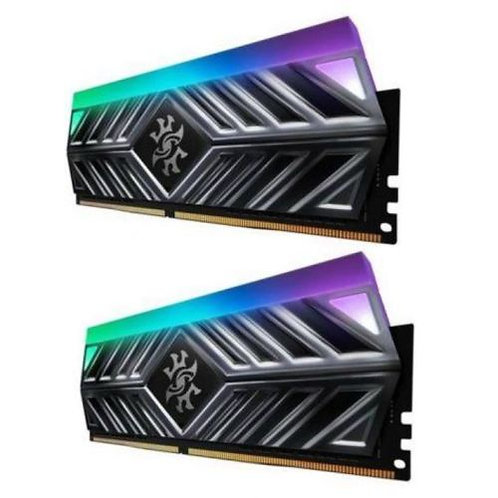 ADATA XPG Spectrix D41 RGB LED 16GB Kit (2 x 8GB), DDR4, 3200MHz (PC4-25600), C