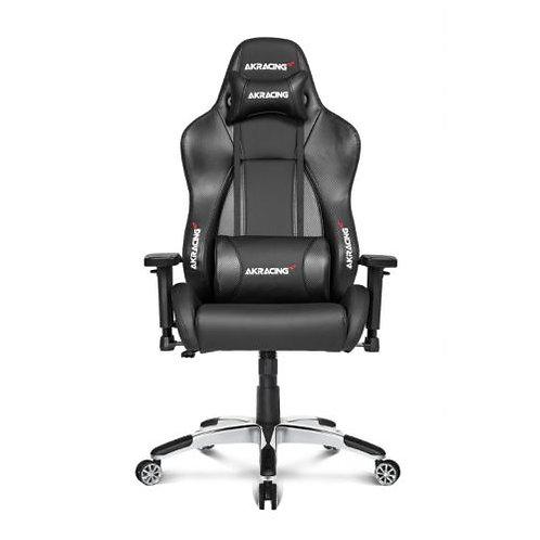 AKRacing Masters Series Premium Gaming Chair, Carbon Black, 5/10 Year Warranty