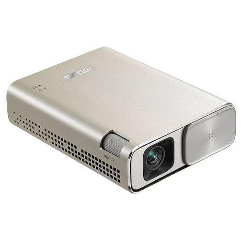 Asus ZenBeam Go E1Z USB Pocket Projector, 854 x 480, 16:9, Micro USB / Type-C,