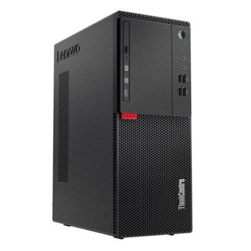 Lenovo ThinkCentre M710T Tower PC, i3-7100, 4GB, 500GB, DVDRW, Windows 10 Pro,