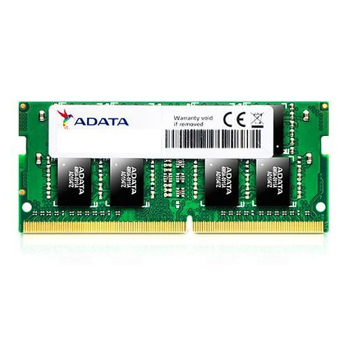 ADATA Premier 8GB, DDR4, 2400MHz (PC4-19200), CL17, SODIMM Memory, 1024x8, OEM