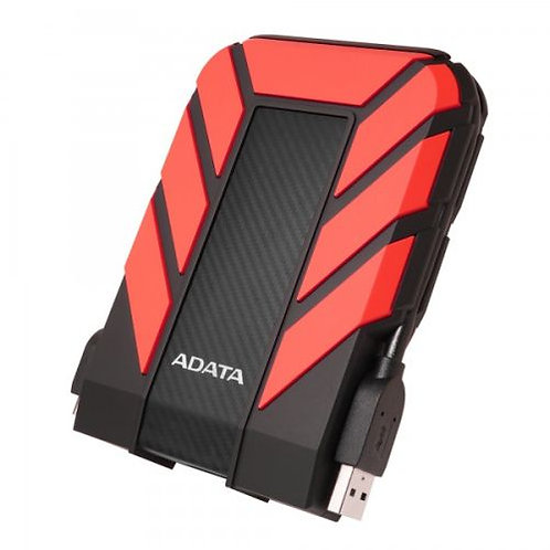 "ADATA 1TB HD710 Pro Rugged External Hard Drive, 2.5"", USB 3.1, IP68 Water/Dust"