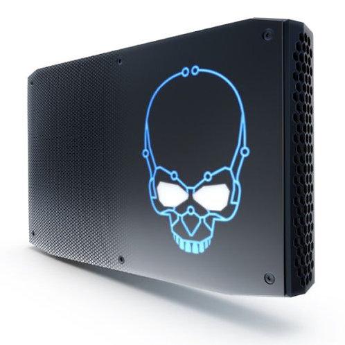 Intel NUC Hades Canyon i7 VR Gaming Barebone, i7-8809G, 2 x M.2, RX Vega M GH G