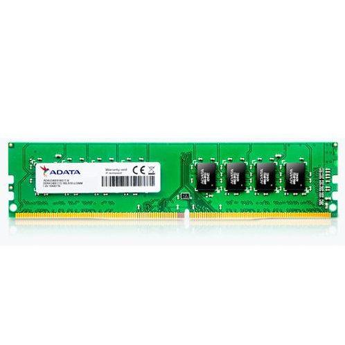 ADATA Premier, 4GB, DDR4, 2400MHz (PC4-19200), CL17, DIMM Memory, 512x16, OEM (