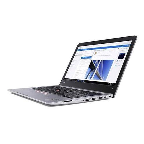"Lenovo ThinkPad 13 Laptop, 13.3"" FHD Touchscreen, i3-7130U, 8GB, 256GB SSD, No"