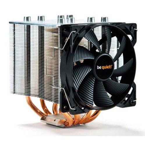 Be Quiet! BK013 Shadow Rock 2 Heatsink & Fan, Intel & AMD Sockets, Silent Wings