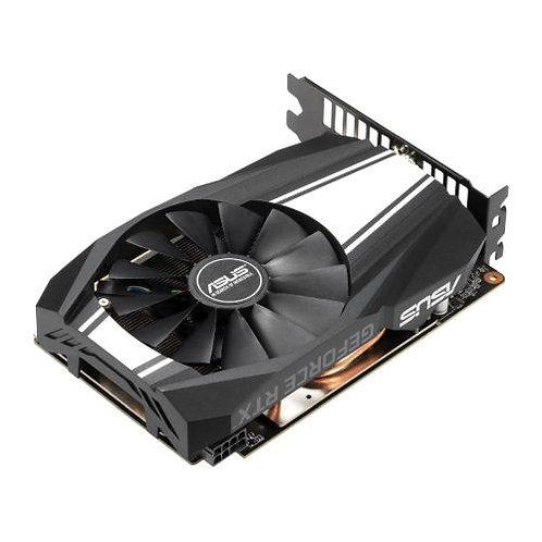 Asus Phoenix GeForce RTX2060, 6GB DDR6, DVI, 2 HDMI, DP, 1680MHz Clock