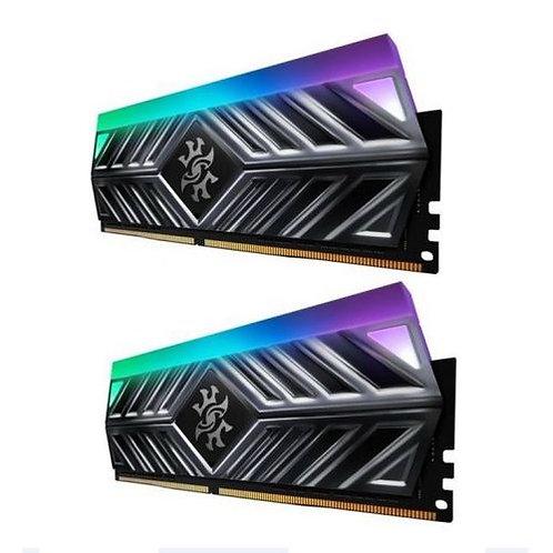 ADATA XPG Spectrix D41 RGB LED 16GB (2 x 8GB), DDR4, 3000MHz (PC4-24000) CL16,