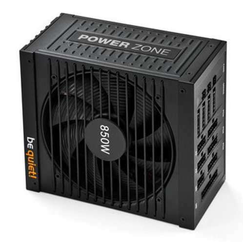 Be Quiet! 850W Power Zone PSU, Fully Modular, Fluid Dynamic Fan, 80+ Bronze, SL