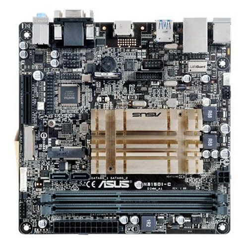Asus N3150I-C, Integrated Quad-Core N3150, Mini ITX, DDR3, USB3, HDMI, Serial P
