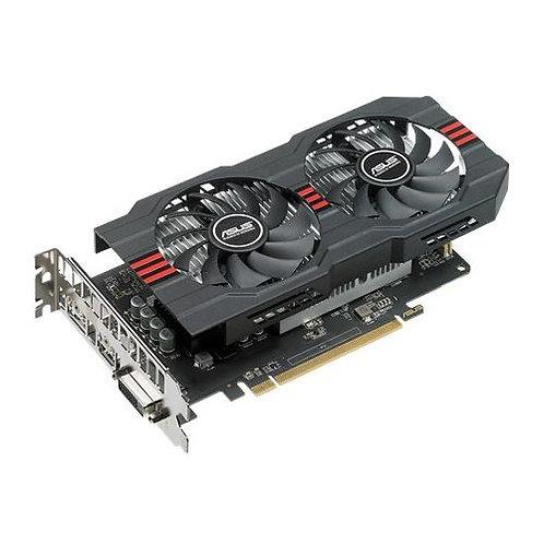 Asus Radeon RX560, 2GB DDR5, PCIe3, DVI, HDMI, DP, 1176MHz