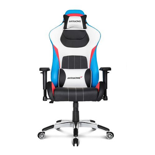 AKRacing Masters Series Premium Gaming Chair, Tricolour, 5/10 Year Warranty