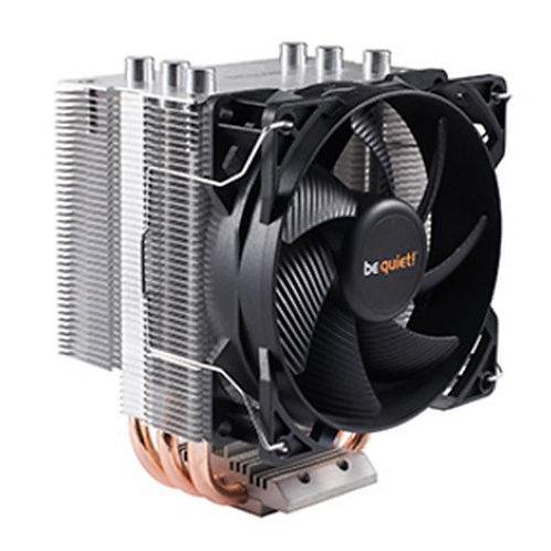 Be Quiet! BK008 Pure Rock Slim Heatsink & Fan, Intel & AMD Sockets, 92mm PWM Fa