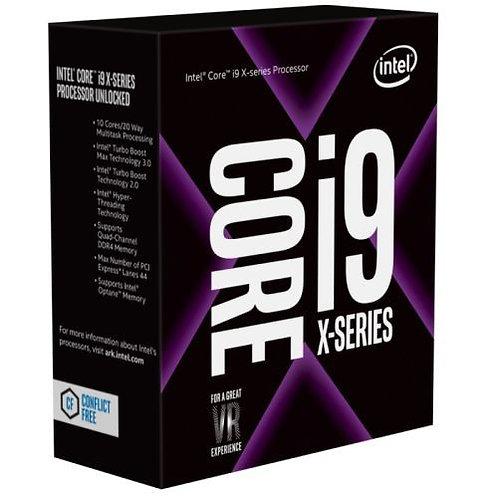 Intel Core I9-7960X CPU, 2066, 2.8GHz (4.2 Turbo), 16-Core, 165W, 22MB Cache, O