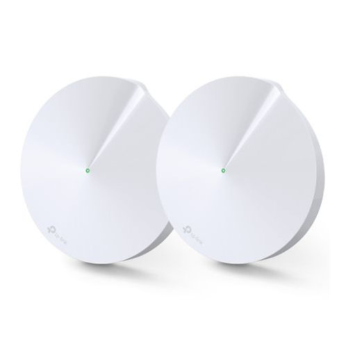 TP-LINK (DECO P7) Whole-Home Hybrid Mesh Wi-Fi System with Powerline, 2 Pack, D