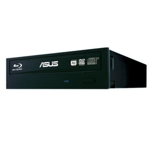 Asus (BW-16D1HT) Blu-Ray Writer, 16x, SATA, Black, BDXL & M-Disc Support, Cyber