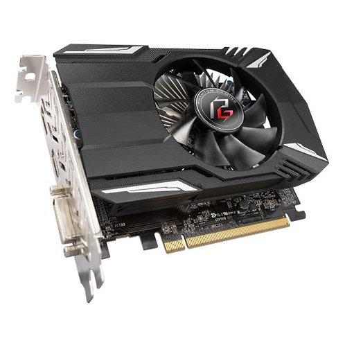 Asrock Phantom Gaming Radeon RX550, 2GB DDR5, PCIe3, DVI, HDMI, DP, 1230MHz Clo