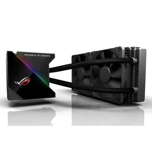 Asus ROG Ryujin 240mm Liquid CPU Cooler, 2 x 120mm Noctua Industrial PPC PWM Fa