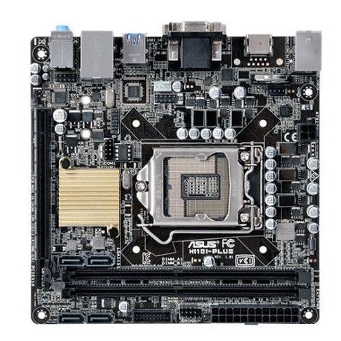 Asus H110I-PLUS, Intel H110, 1151, Mini ITX, DDR4, HDMI
