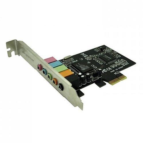 Approx 5.1 Soundcard, 3D, PCI Express