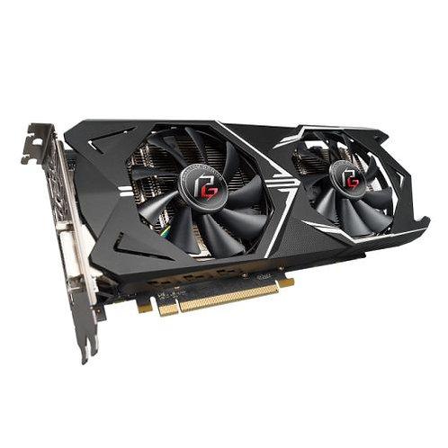 Asrock Phantom Gaming X Radeon RX570 OC, 4GB DDR5, PCIe3, DVI, HDMI, 3DP, 1331M