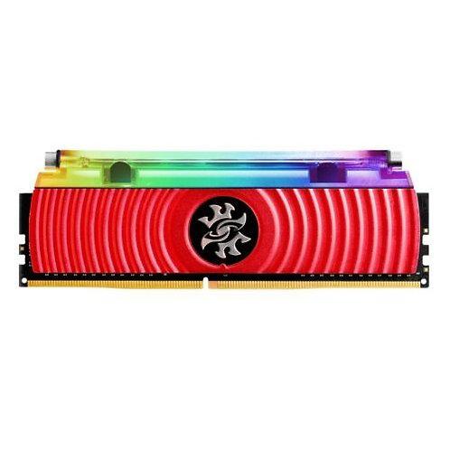 ADATA XPG Spectrix D80 RGB LED 8GB, Hybrid Liquid/Air Cooling, DDR4, 3600MHz (P