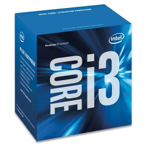 Intel Core I3-7100 CPU, 1151, 3.9 GHz, Dual Core, 51W, 14nm, 3MB Cache, HD GFX,