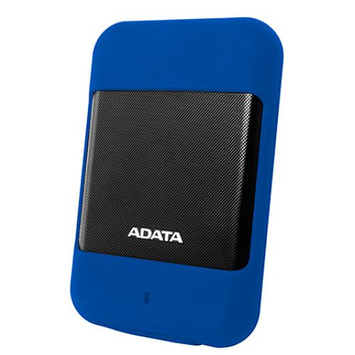 "ADATA 1TB HD700 Rugged External Hard Drive, 2.5"", USB 3.0, IP56 Water/Dust Proo"