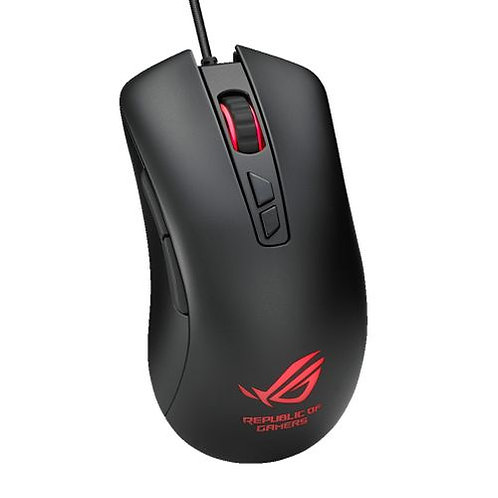Asus ROG Harrier GT300 Optical Gaming Mouse, 50-7200 DPI, 2-way DPI Switch, Omr