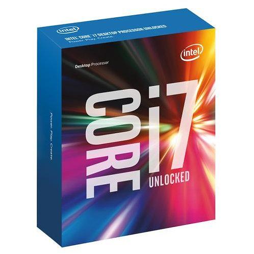 Intel Core I7-7700K CPU, 1151, 4.2 GHz, Quad Core, 91W, 14nm, 8MB, Overclockabl