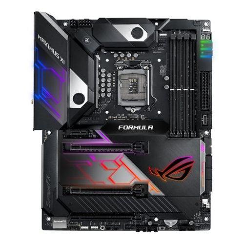 Asus ROG MAXIMUS XI FORMULA, Intel Z390, 1151, ATX, XFire/SLI, HDMI, Wi-Fi, 5G